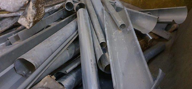 Altmetallverwertung und Schrotthandel mit steigender Relevanz: auch hier in Moers