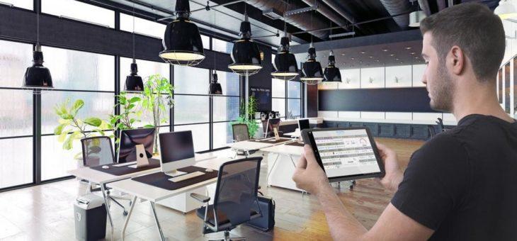 Industrie-, Gewerbe- und Wohnanlagen intelligent steuern