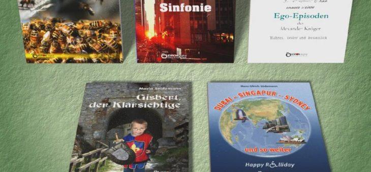 Vollweibchen und Hilfsweibchen, Besuch aus dem 12. Jahrhundert sowie eine Weltreise mit Irrtum – Fünf E-Books von Freitag bis Freitag zum Sonderpreis