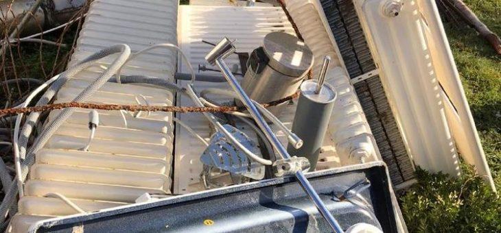 Kabelschrott und Aluminiumschrott abholen lassen – Schrottabholung Bottrop