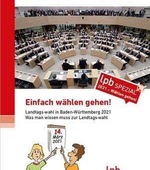 In Leichter Sprache: Wahlhilfe zur Landtagswahl 2021