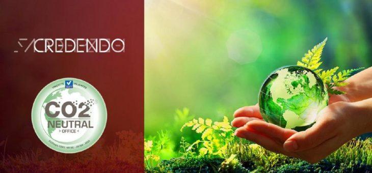 Credendo mit CO2-Neutral-Label ausgezeichnet