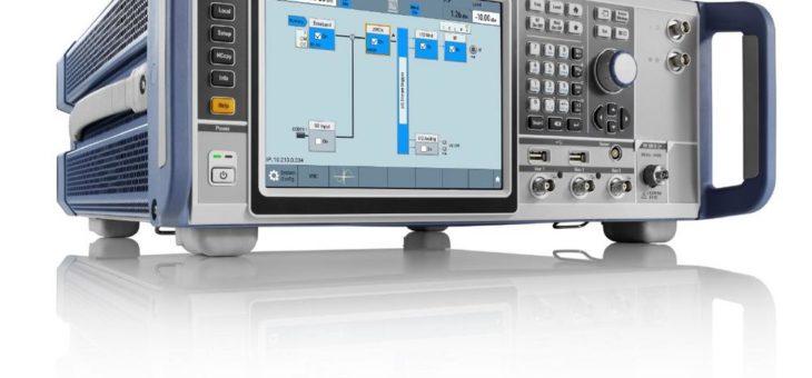 R&S SMM100A Vektorsignalgenerator revolutioniert Signalerzeugung der Mittelklasse für 5G, Wi-Fi 6E und vieles mehr