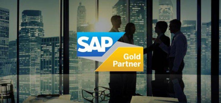 projekt0708 erneut SAP Gold Partner