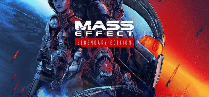 Die preisgekrönte Weltraumoper kehrt am 14. Mai 2021 mit der Mass Effect Legendary Edition zurück