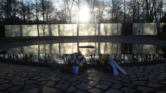 Sicherheit des Denkmals für die im Nationalsozialismus ermordeten Sinti und Roma Europas muß gewährleistet sein