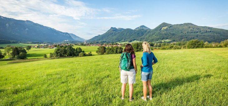 Erlebnisgeschenke für Frauen im Chiemsee-Alpenland