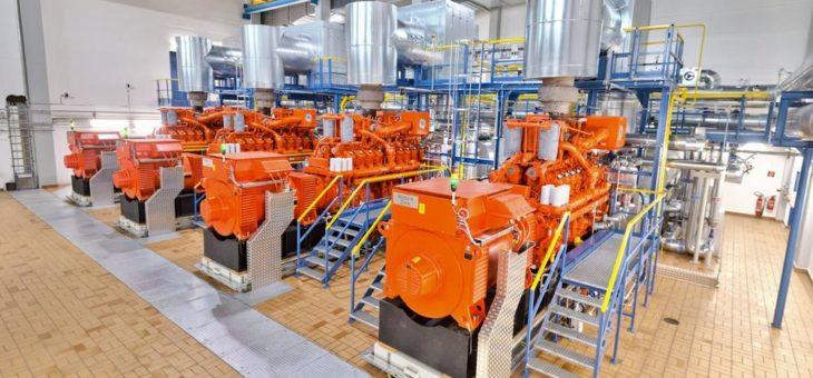 Online-Seminar zu emissionsarmen Großmotoren in Heizkraftwerken