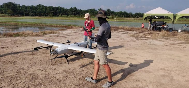 Innovatives Drohnenprojekt für die medizinische Versorgung