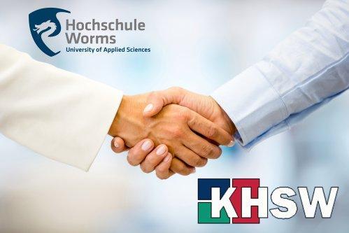 Hochschule Worms und Karl-Hofmann-Schule Worms schließen Kooperationsvertrag
