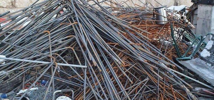 Schrottabholung Hagen bringt Metall zum Recycling