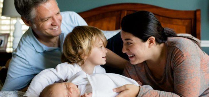 Wir brauchen glückliche Familien