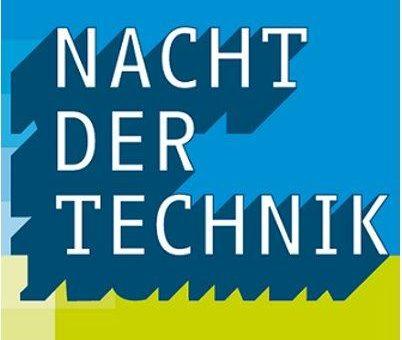 Nacht der Technik für den 1. Oktober 2021 geplant