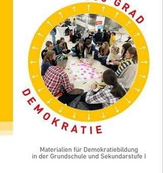 """360 Grad Demokratie"" – Neue Materialien für Demokratiebildung an den Schulen in Baden-Württemberg"
