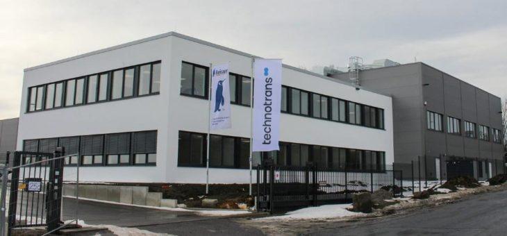 technotrans wächst: Neuer Standort in Holzwickede nimmt Betrieb auf