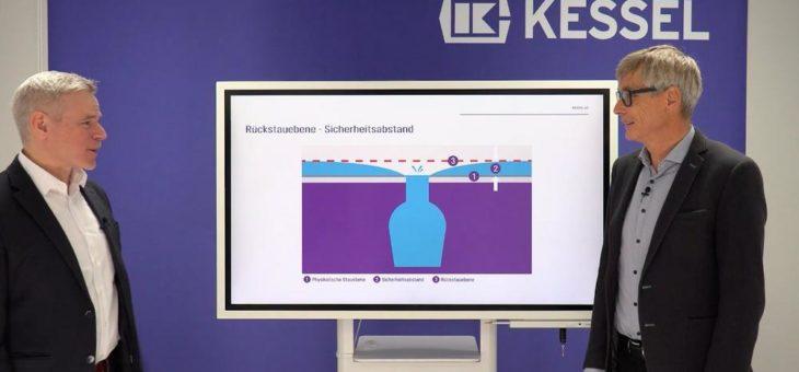 """Neuer Video-Podcast """"KESSEL Treffpunkt Entwässerung"""""""