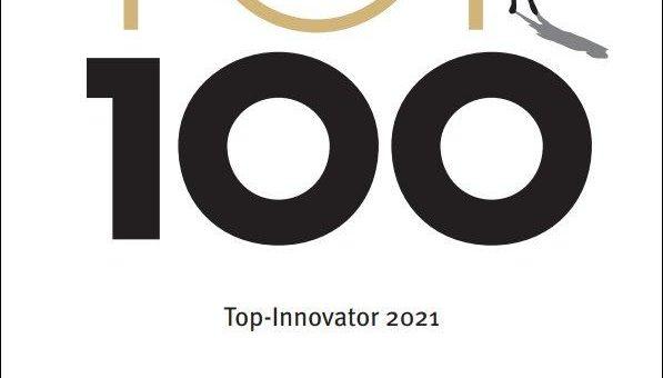 Innovationskraft aus Schongau: Gustav Klein als Top Innovator 2021 ausgezeichnet