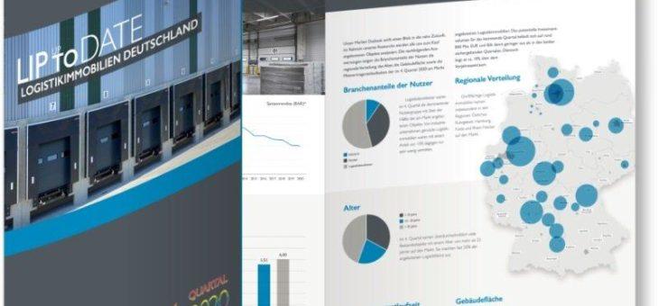 """LIP Invest veröffentlicht Marktbericht """"Logistikimmobilien Deutschland"""" für das vierte Quartal 2020"""