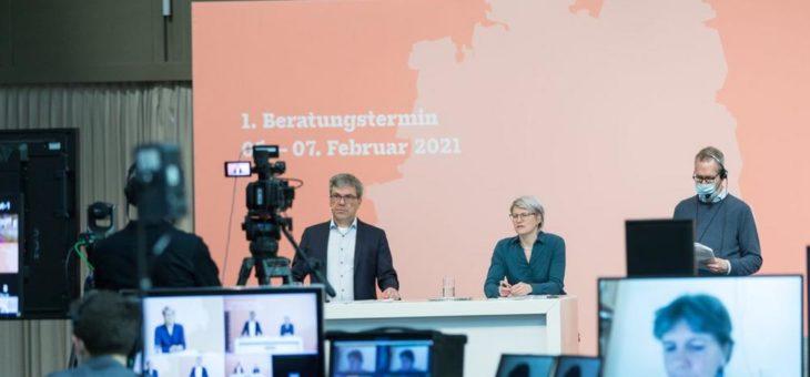 Virtuos und virtuell: Kassel Kongress Palais startet ins neue Veranstaltungsjahr 2021