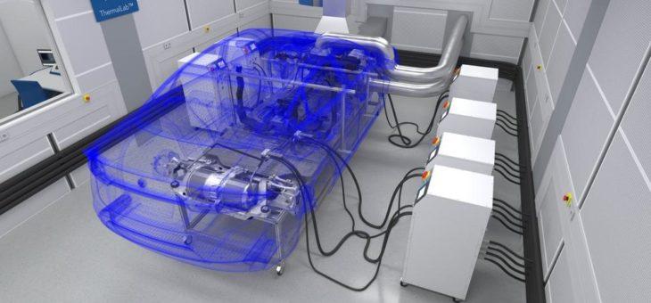 Mit dem AVL ThermalLab™ die Energieeffizienz von Fahrzeugen steigern