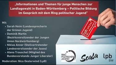 Film für junge Menschen zur Landtagswahl 2021: Film für junge Menschen zur Landtagswahl 2021