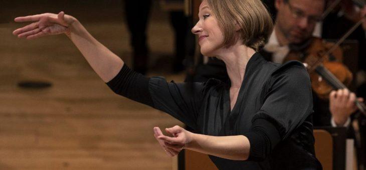 """Konzerthausorchester Berlin und Joana Mallwitz live mit Tschaikowskys """"Pathétique"""""""