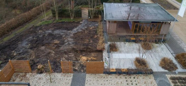 Förderverein startet ein neues Projekt in der Gartenschau