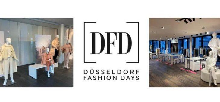 Düsseldorf bleibt auch im Lockdown verlässliche Anlaufstelle für Einkäufer während der DFD
