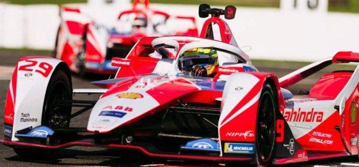 Formel-E-Saisonstart: Premiere für ZF-Antriebsstrang mit Mahindra Racing
