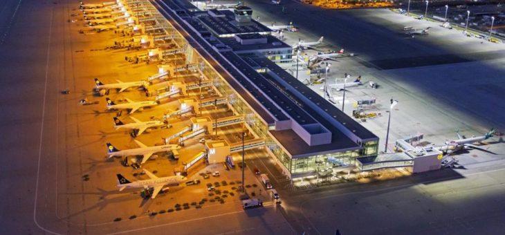 Flughafen München auf dem Weg in die Klimaneutralität