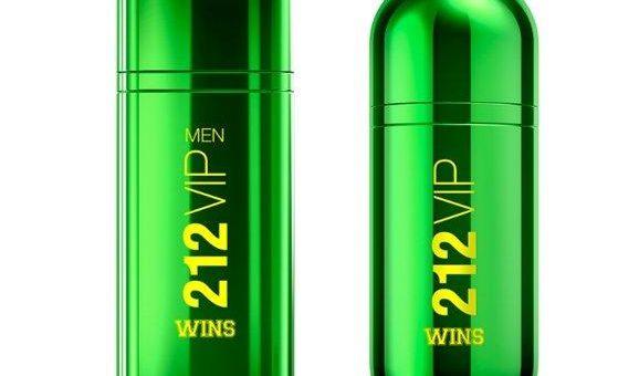 Carolina Herrera 212 VIP WINS made by HEINZ-GLAS