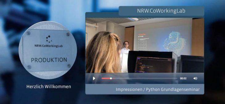 VDM Nord-West und Uni Wuppertal eröffnen CoWorkingLab