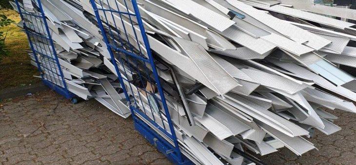 Das Recycling von metallischen Werkstoffen