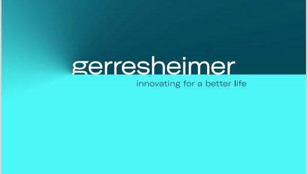 Neues Corporate Design visualisiert die strategische Ausrichtung von Gerresheimer