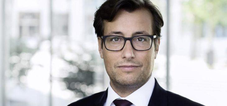 Karim Esch rückt in die Geschäftsführung der Union Investment Institutional Property GmbH auf