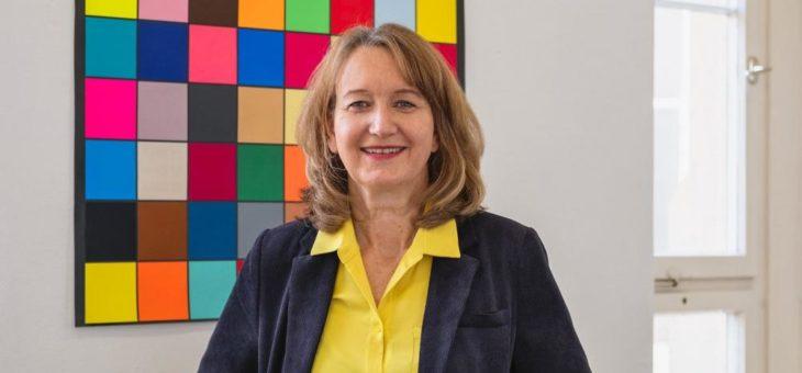 Maren Schmohl ist neue Rektorin der Merz Akademie