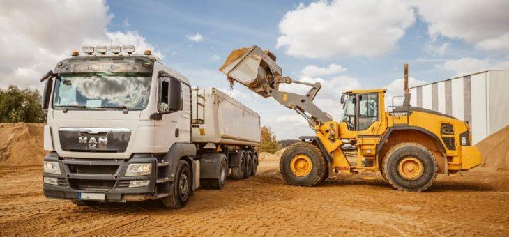 Vermeidung überladener LKW durch PFREUNDT Überlast-Kontrollsystem