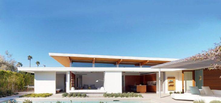 Karcher Design Referenz – Axiom Desert House
