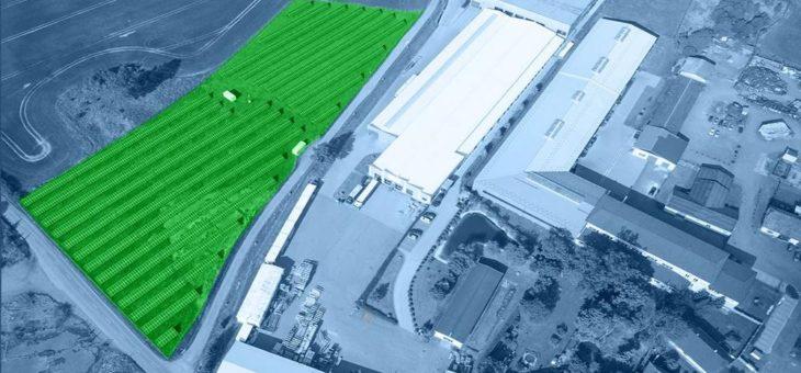 Solaranlagen für Automotive, Bau und Bauwirtschaft