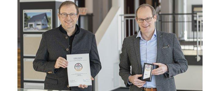 Deutscher Servicepreis 2021 geht erneut an FingerHaus