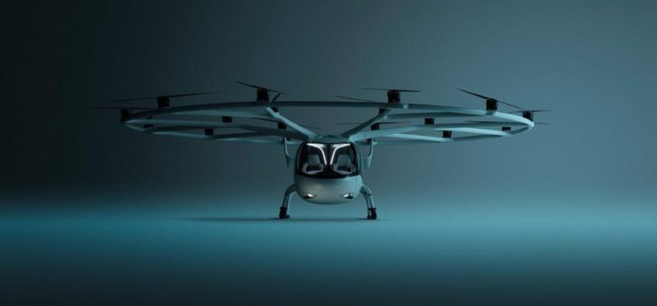 200 Millionen Euro Finanzierungsrunde in Volocopter unterzeichnet