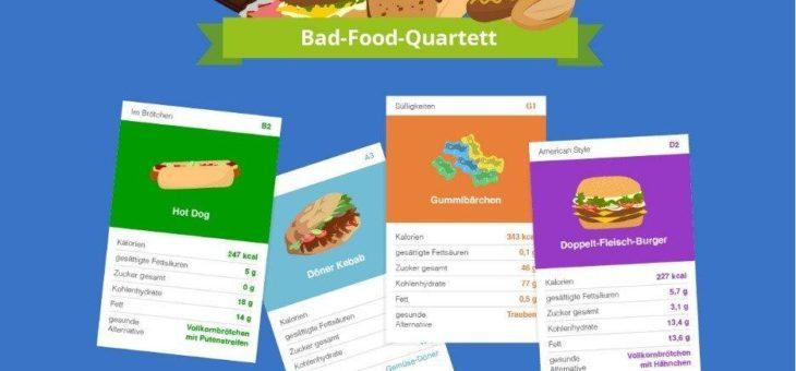 Macht Fast Food dumm? Antworten zum Tag der gesunden Ernährung
