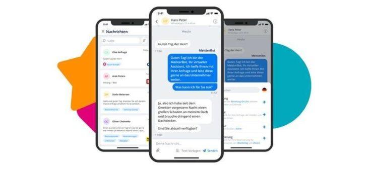 ChatWerk bringt KMU zum Chatten