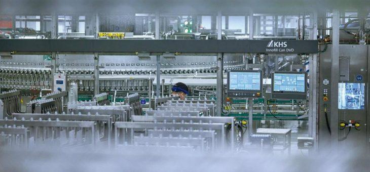 Wachsender Dosenmarkt: Coca-Cola European Partners investiert in zwei KHS-Linien