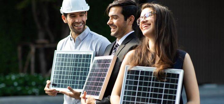 B2B Photovoltaik Beratung und Industrie Solaranlagen Lösungen