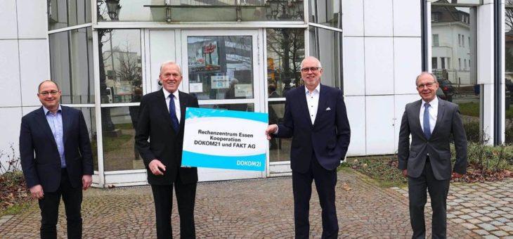 Neues Rechenzentrum an der Ruhrallee im Herzen von Essen