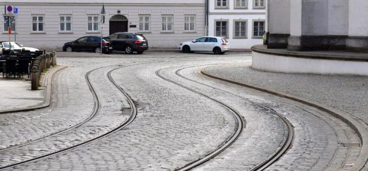 swa halten das Gleisnetz in Schuss