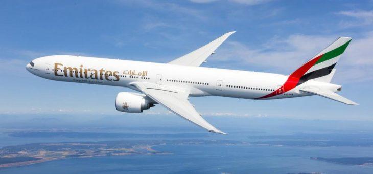 Frequenzerhöhung in Frankfurt, München, Düsseldorf und Hamburg: Emirates bietet mehr Flüge und attraktive Sondertarife zu beliebten Urlaubszielen