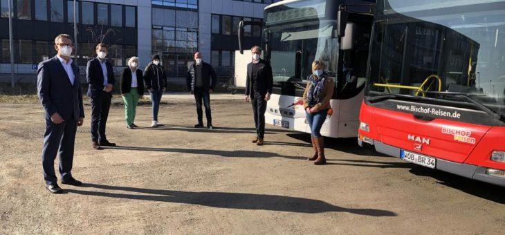 Familiengeführtes Busunternehmen in Fallersleben