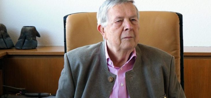 Frank Sihn wird 80